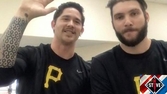 [사진=MLB.com] 스티븐 브롤트과 트레버 윌리엄스