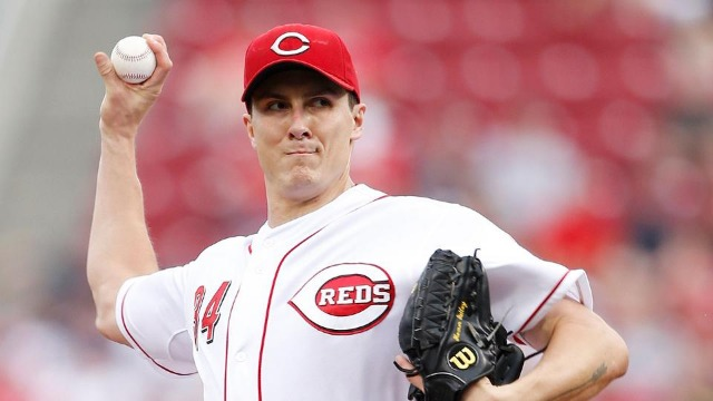 [사진=MLB.com] 신시내티 호머 베일리