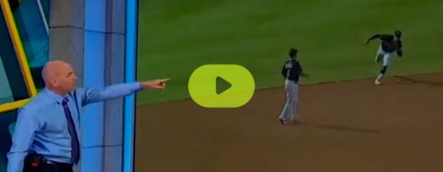 * 린도어의 수비에 대해 설명하는 MLB NETWORK 영상. 4분 20초부터 위에 설명한 린도어의 움직임을 볼 수 있다.