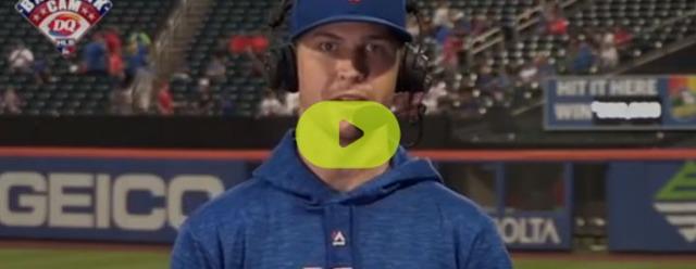 [영상=MLB Tonight(5분22초)] 자신의 터닝 포인트에 대해 말하는 제이콥 디그롬 선수의 인터뷰