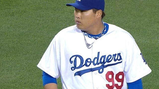 [사진=MLB.com] 류현진