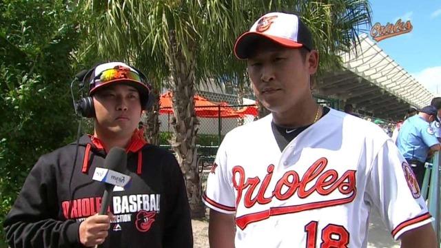 [사진=MLB.com] 볼티모어 시절
