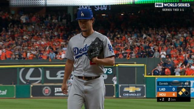 [사진=MLB.com] LA 다저스 시절 다르빗슈