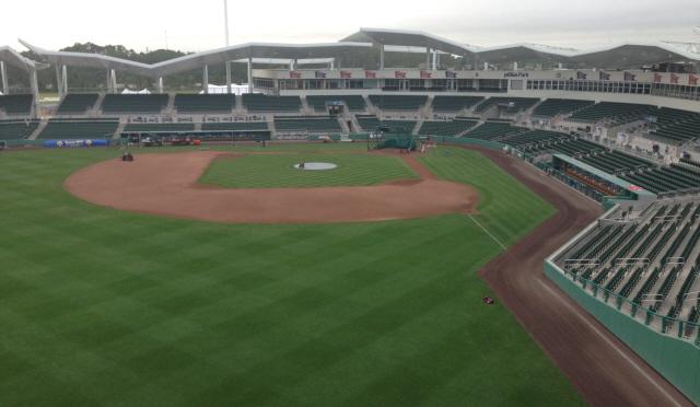 [사진=MLB.com] Jet Blue Park